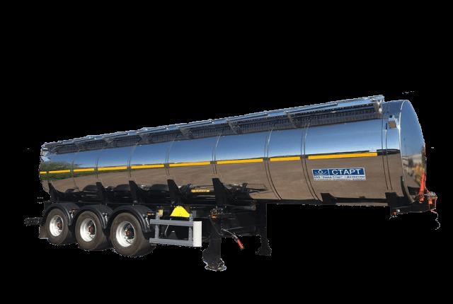 Полуприцепы грузовые